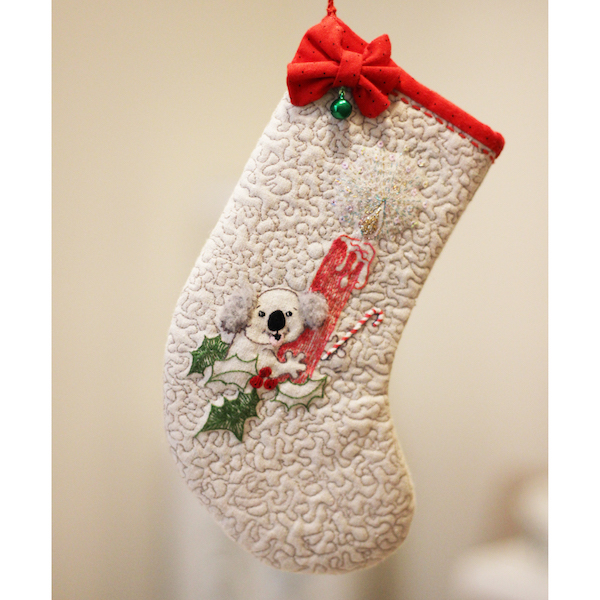 Products page 3 the bobbin tree by jenny mcwhinney koala christmas stocking solutioingenieria Images